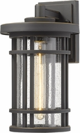 Z-Lite 570M-ORB Jordan Contemporary Oil Rubbed Bronze Outdoor Wall Sconce
