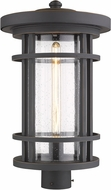 Z-Lite 570PHXL-ORB Jordan Contemporary Oil Rubbed Bronze Outdoor Post Mount