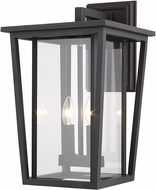Z-Lite 571B-ORB Seoul Oil Rubbed Bronze Outdoor Lamp Sconce