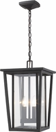 Z-Lite 571CHB-ORB Seoul Oil Rubbed Bronze Outdoor 11  Drop Lighting Fixture