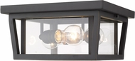 Z-Lite 571F-ORB Seoul Oil Rubbed Bronze Outdoor Home Ceiling Lighting