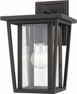 Z-Lite 571S-ORB Seoul Oil Rubbed Bronze Outdoor 7 Wall Lighting Sconce