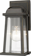 Z-Lite 574S-ORB Millworks Oil Rubbed Bronze Outdoor Wall Sconce Lighting