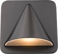 Z-Lite 578ORBZ-LED Obelisk Contemporary Outdoor Rubbed Bronze LED Outdoor Wall Light Sconce