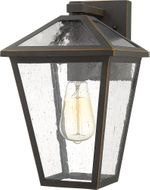Z-Lite 579M-ORB Talbot Traditional Rubbed Bronze Outdoor Lighting Sconce