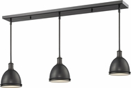 Z-Lite 708MP-3BRZ Mason Bronze Bronze Multi Pendant Lighting Fixture