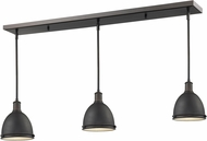 Z-Lite 709MP-3OB Mason Olde Bronze Olde Bronze Multi Hanging Pendant Light
