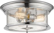 Z-Lite 727F16-CH Sonna Modern Chrome Ceiling Lighting Fixture