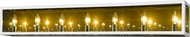 Z-Lite 802-7V-CH Infinity Modern Chrome 7-Light Bathroom Sconce Lighting