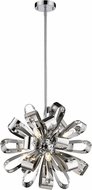 Z-Lite 9001P20-CH Vex Contemporary Chrome 20  Pendant Lamp