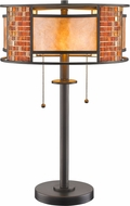 Z-Lite Z14-55TL Parkwood Modern Bronze Table Lighting