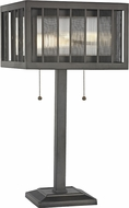 Z-Lite Z14-58TL Meridional Modern Bronze Table Light