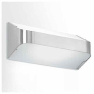 Zaneen D13063 Brick Small Contemporary Style Wall Sconce