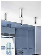Zaneen D92082 Kronn Large Modern Flush-Mount Ceiling Light
