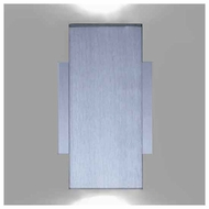 Zaneen D93044 Dau Doble Contemporary Wall Sconce