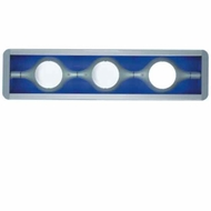 Zaneen D96002 Space 3-light Contemporary Recessed Ceiling Light