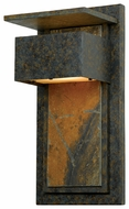 Zephyr Contemporary Outdoor Wall Sconce - 18 inches