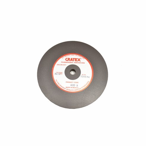 Cratex Wheel Style No. 608