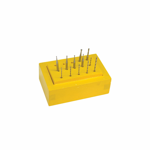 Drill Bit and Bur Assortment