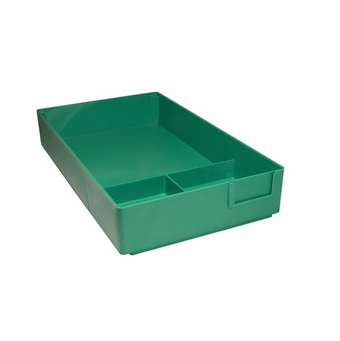Green Large Lab Trays