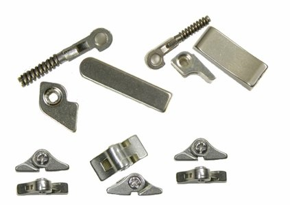 Hinges for Metal Frames