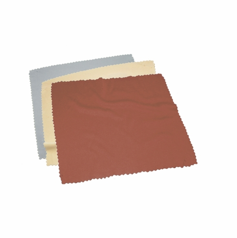 Microfibre Cleaning Cloths - Crimson