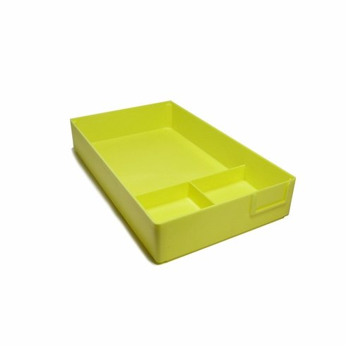 Yellow Large Lab Trays