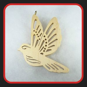 Fretwork Bird