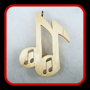 Double Music Notes