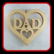 Dad in Heart