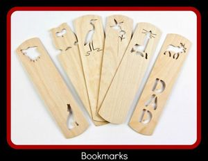 <H3><center>WOODEN BOOK MARKS<H3>
