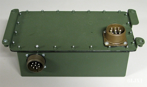 HMMWV Protective Control Box (EESS), 12469158-1