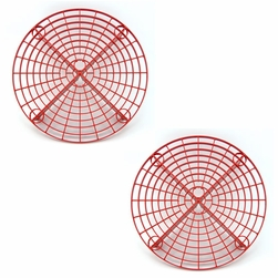 2 Grit Guard Inserts - Red