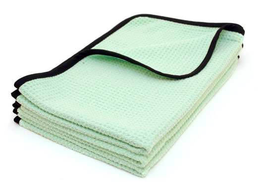 """3 Pack The Supreme Guzzler Waffle Weave Towels, 20"""" x 40"""""""