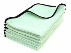 6 Pack The Supreme Guzzler Waffle Weave Towels, 20� x 40�