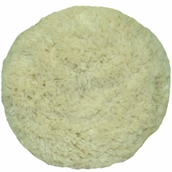 """8.5"""" inch 4 Ply 100% Twisted Wool Compounding Pad"""