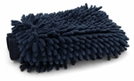 Black Onyx Micro-Chenille Wash Mitt <font color=red> <strong> ON SALE! </strong> </font>