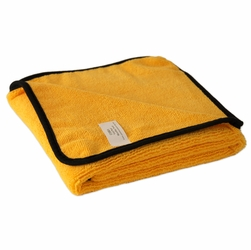 Cobra Gold Plush Microfiber Towel, 16 x 24 inches <font color=red>ON SALE!</font>