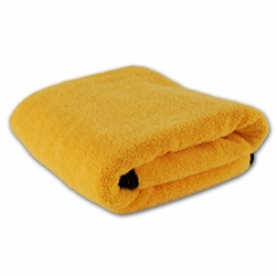 Cobra Gold Plush XL Microfiber Towel, 25 x 36 inches <font color=red>ON SALE!</font>