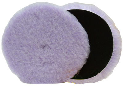 Foamed Wool 7 inch Polishing and Buffing Pad