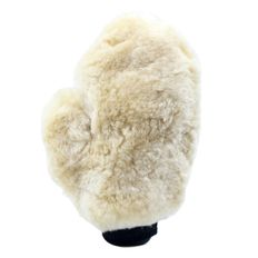 Genuine Sheepskin Wash Mitt