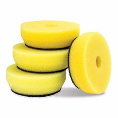 Griots Garage BOSS 2 inch Yellow Perfecting Pad - 4 Pack