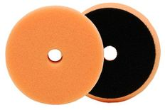Griots Garage BOSS 3 inch Orange Correcting Pad