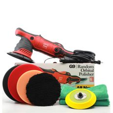Griot�s Garage G9 Random Orbital Polisher Correct & Finish Combo