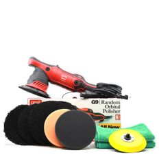 Griot�s Garage G9 Random Orbital Polisher & Pad Kit