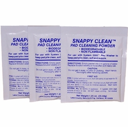 Snappy Clean Pad Cleaning Powder (3 Pack)