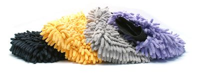 Sponges, Mitts, and Wash Tools