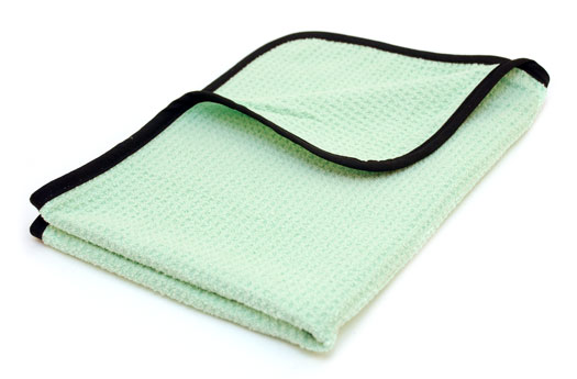 """The Supreme Guzzler Waffle Weave Towel, 20""""x 40"""""""