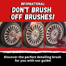 Must Have Detailing Brushes