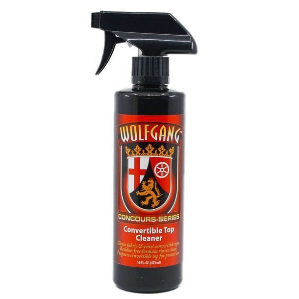 Wolfgang Convertible Top Cleaner